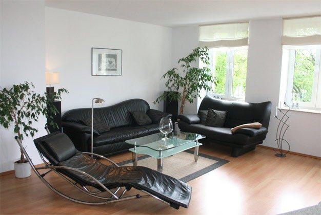 Warnemünde Ferienwohnung Wohnzimmer 53885-1