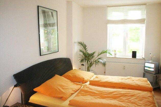 Warnemünde Ferienwohnung Schlafzimmer 53885-1