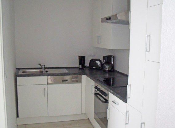 Warnemünde Ferienwohnung Küche 53885-2