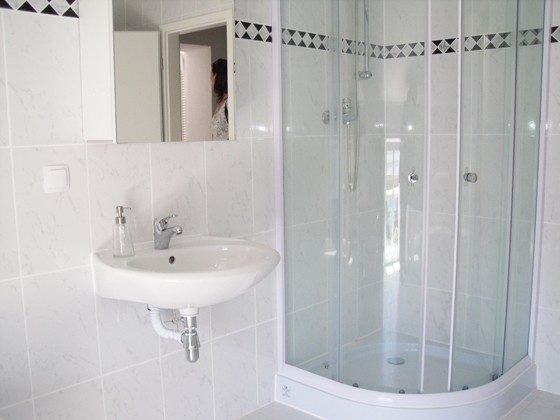 Warnemünde Ferienwohnung Badezimmer 53885-2