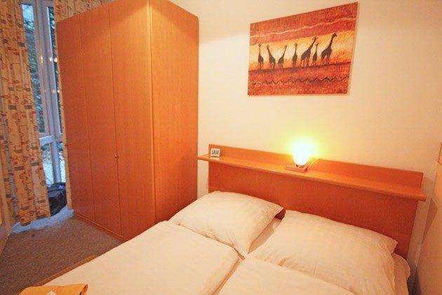 Warnemünde Ferienwohnung Poststraße Ref. 54075 Schlafzimmer