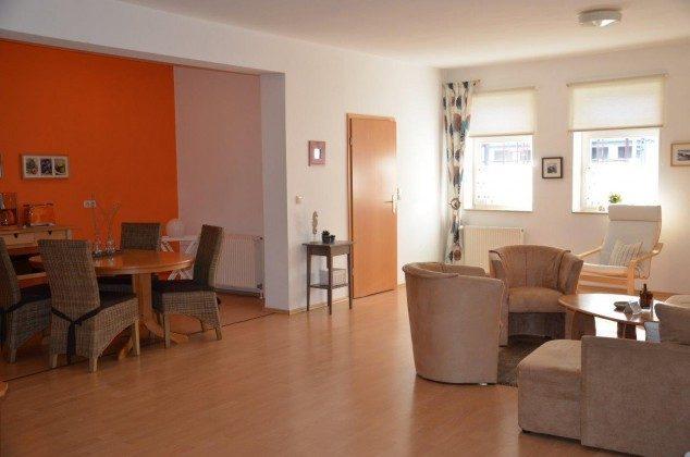 Wattvogel Warnemünde Ferienwohnungen Villa Winkler Wohnbereich Ref 58843-13