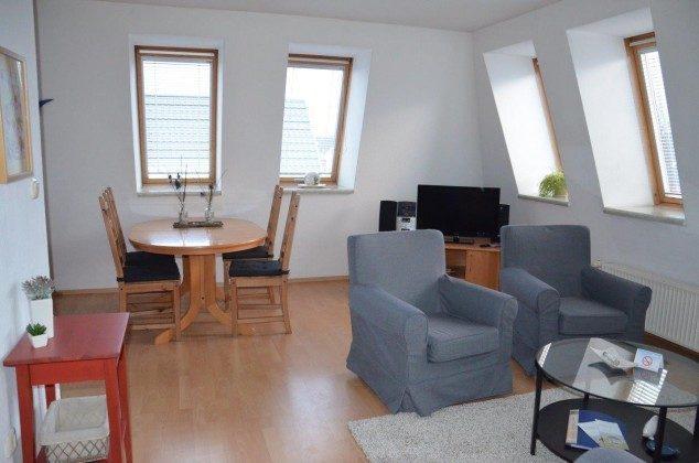 Ferienwohnung Kiebitz Wohnraum 58843-18