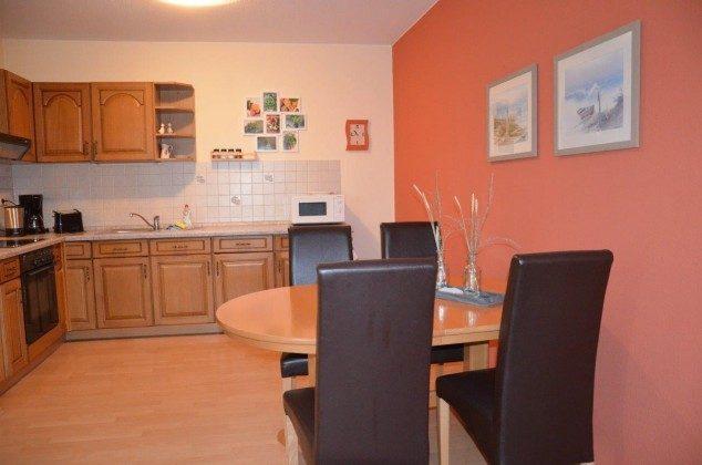 Ferienwohnung Austernfischer Wohnraum/Schlafzimmer 58843-19