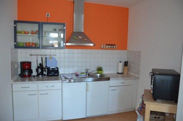 Ferienwohnung Säbelschnäbler Küchenbereich 58843-4