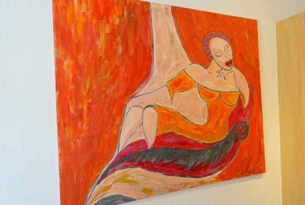 Warnemünde Möwennest - Kunst - Ref: 62297