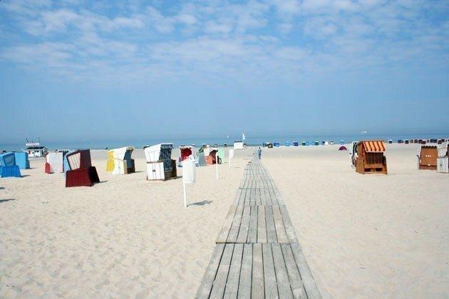 Warnemünde Möwennest - am Strand - Ref: 62297