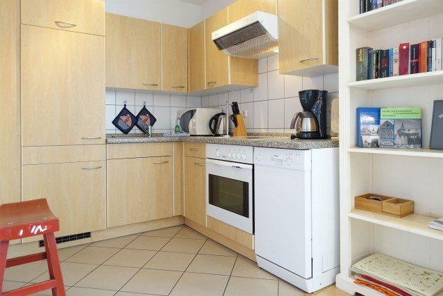 Warnemünde Möwennest - Küche  - Ref: 62297