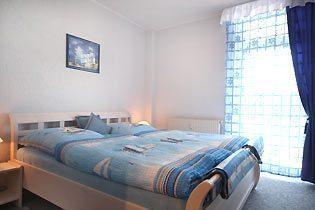Schlafzimmer Warnemünde Ferienwohnung Windrose