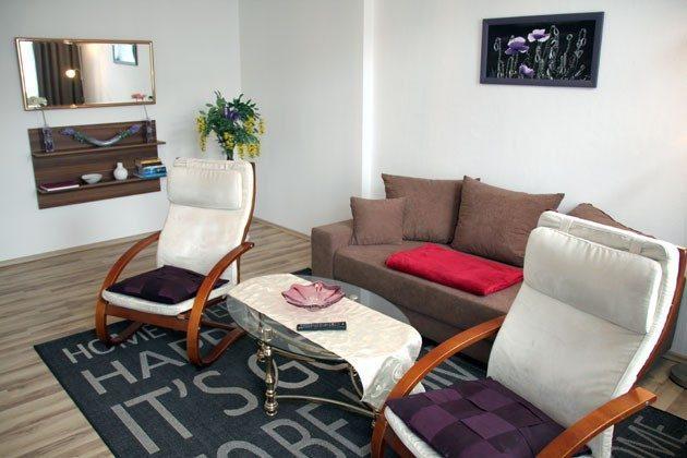 Warnemünde Ferienwohnung Lavendel Ref: 74400-2 - Objekt 74400-2