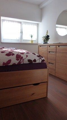 Schlafzimmer Ferienwohnung Warnemünde Ref. 78054-2