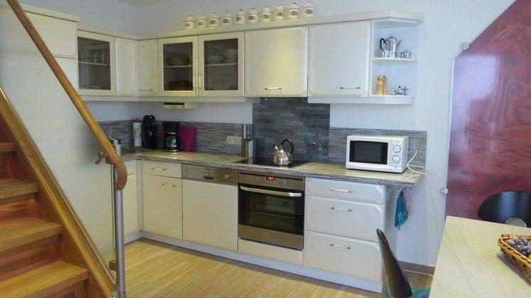 Küche Ferienwohnung Warnemünde Ref. 78054-2