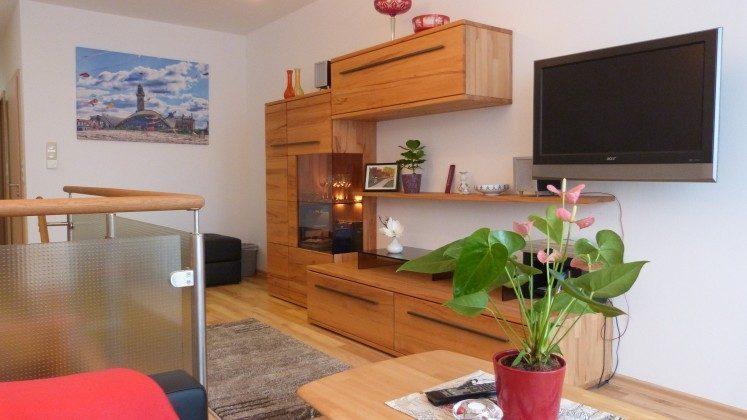 Wohnzimmer Ferienwohnung Warnemünde Ref. 78054-2