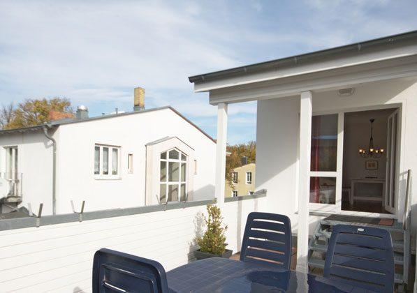 Terrasse Warnemünde Kurhausstr. Ref: 85603-2