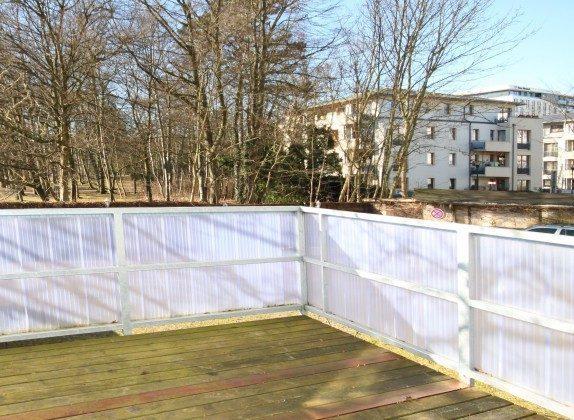 Terrasse Ferienwohnung Wera Warnemünde Ref. 92600