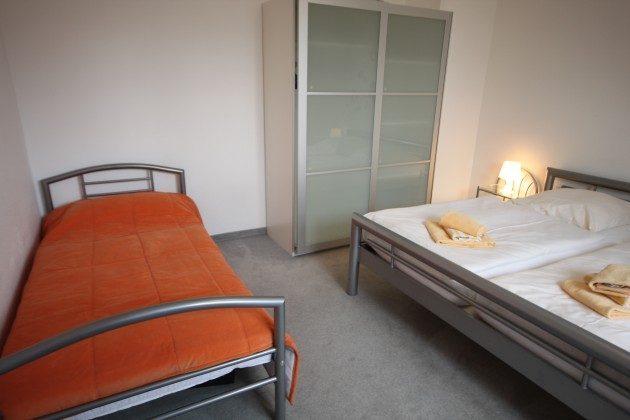 Schlafzimmer Warnemünde Ferienwohnung Kurhausstraße Ref. 95045