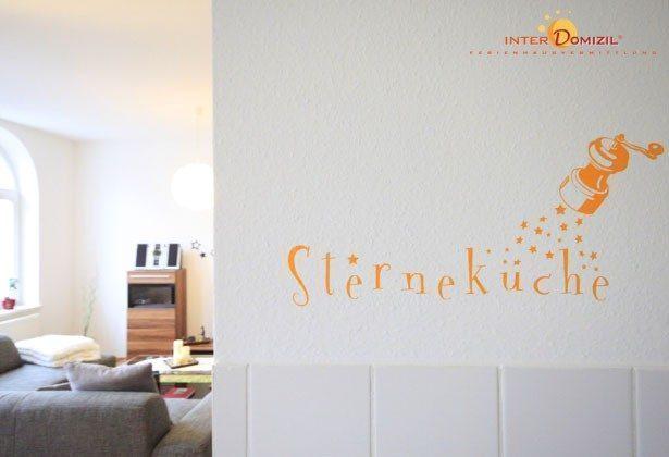 Kuechenzeile Warnemünde Ferienwohnung Kurhausstraße Ref. 95045