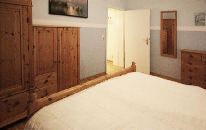 Ferienwohnung Warnemünde Schlafzimmer Ref. 99492