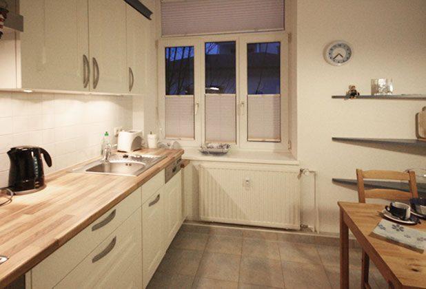 Ferienwohnung Warnemünde Küche Ref. 99492