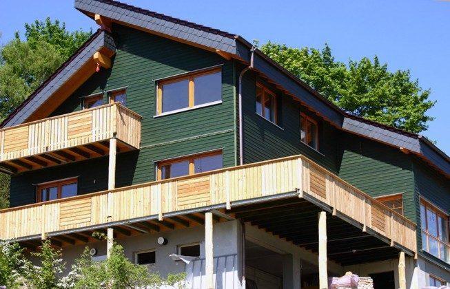Ferienhaus Weserbergland mit Sauna