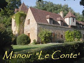 Bild 6 - Perigord-Noir Märchenschloss Manoir Le Conte - Objekt 8868-2