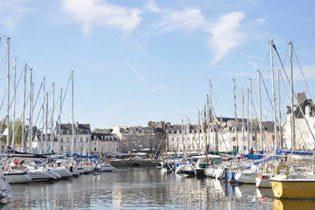 Bild 2 - Bretagne Golfe von Morbihan Ferienwohnung mit T... - Objekt 53196-2