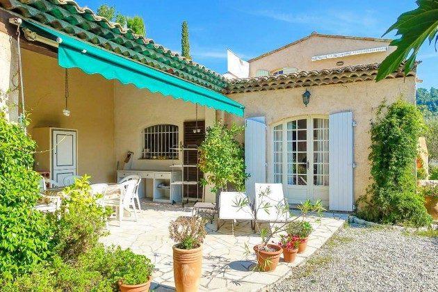 Villa mit privatem Pool in Cabris bei Grasse