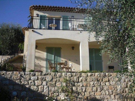 Ferienwohnung Côte d'Azur mit nahegelegener Tennisanlage