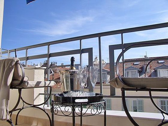 Appartment Côte d'Azur mit nahegelegener Tennisanlage