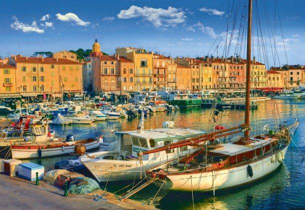 Ausflug nach St Tropez