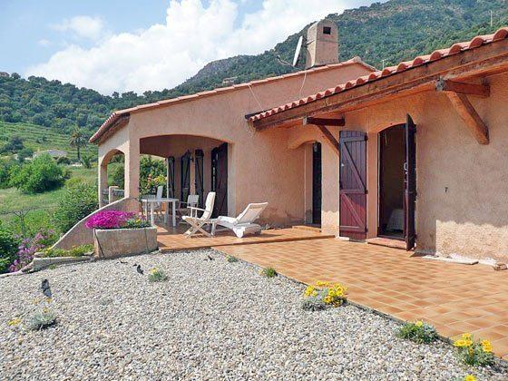 Ferienhaus C�te d'Azur mit Garten
