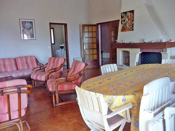 Bild 6 - Ferienhaus Villa des Amandiers - Objekt 125273-1