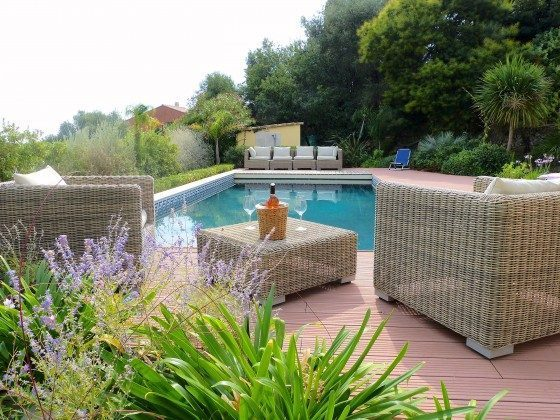 Villa mit Pool in Carqueiranne