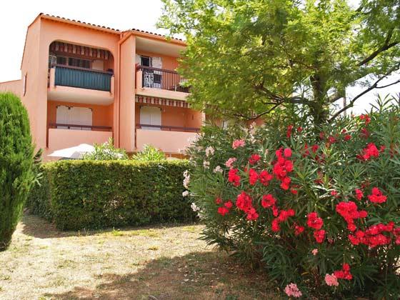 Ferienwohnung Côte d'Azur mit Garten