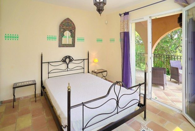 Villa mit Pool auf der Halbinsel von St. Tropez