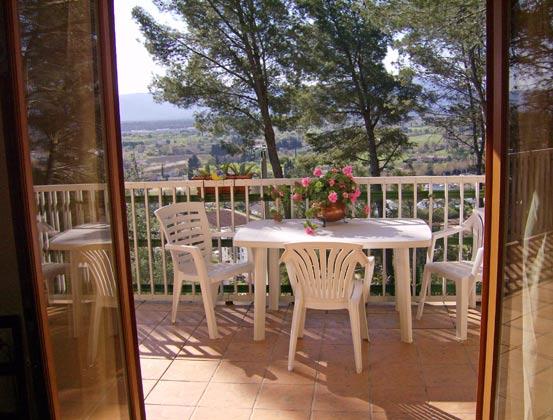 Ferienhaus Côte d'Azur mit Garten