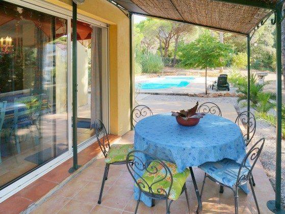 Ferienvilla mit Pool in Les Issambres