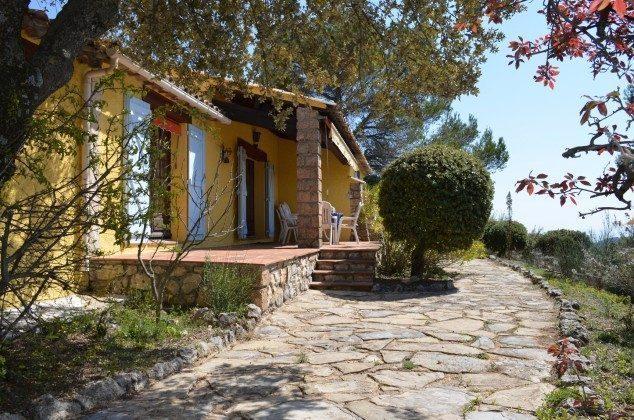 Ferienhaus C�te d'Azur mit Kamin