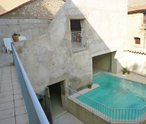 Pool Ref. 95515-4 Sallèles Aude Frankreich Ferienhaus