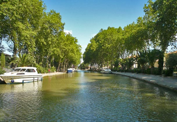 Ferienhaus Ref. 95515-4 Sallèles Aude Frankreich Canal du Midi
