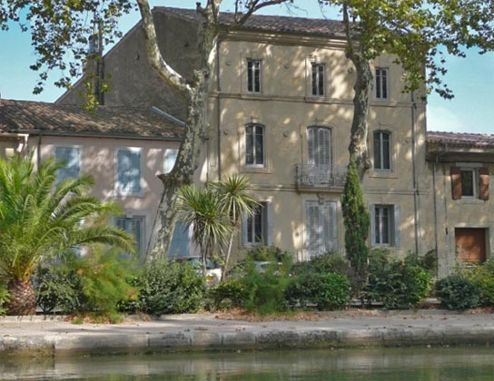Ferienhaus Languedoc-Roussillon mit Parkplatz