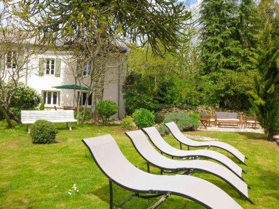 Außenansicht Aude Ferienhaus Ref. 95515-10