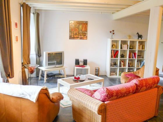 Wohnbereich Aude Ferienhaus Ref. 95515-10