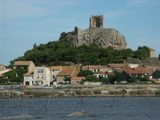 Languedoc Gruissan Ferienvilla Le Clos Bild 10
