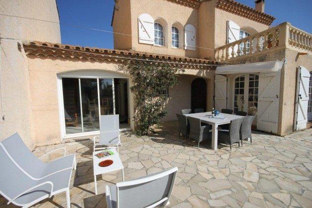 Languedoc Gruissan Ferienvilla Le Clos Bild 2