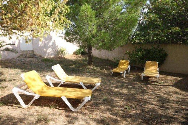 Languedoc Gruissan Ferienvilla Le Clos Bild 4