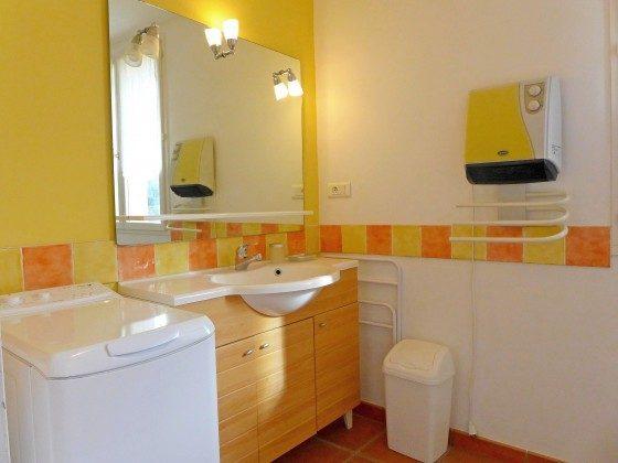 Badezimmer Lèzignan Ferienhaus Ref. 95515-15
