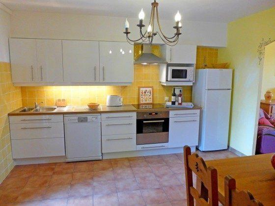 Küche Lèzignan Ferienhaus Ref. 95515-15