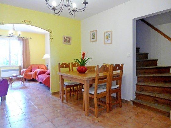 Essplatz Lèzignan Ferienhaus Ref. 95515-15