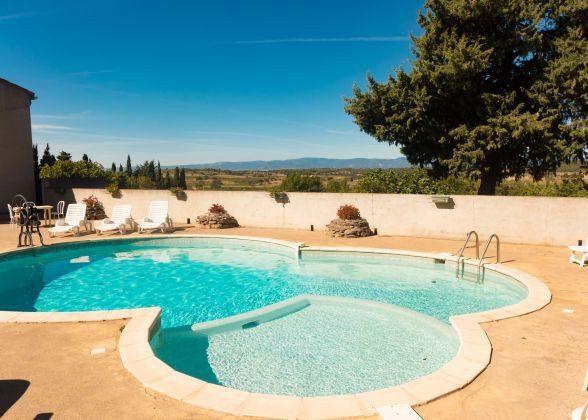 Ferienwohnung Languedoc-Roussillon mit Garten